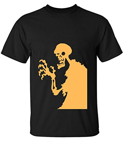 ReRabbit zombie T Shirt For Man XXL black -