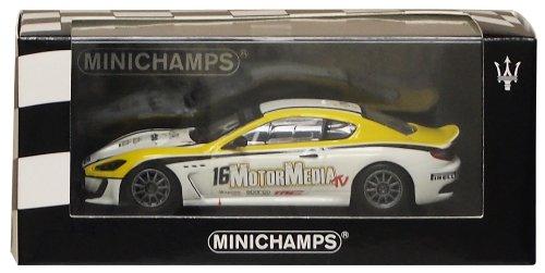 1/43 マセラッティ グランツーリスモ MC GT4 NECCHI TROFEO GRANTURISMO MC- 2010 400101216