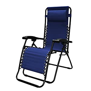 Caravan Sports Infinity Zero Gravity Chair, Blue