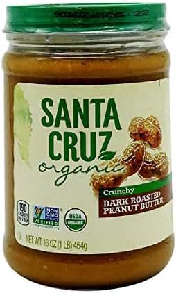 Peanut & Nut Butters: Santa Cruz Organic