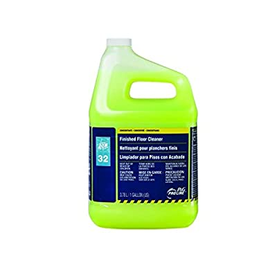 Proctor & Gamble Pro Line 32 Finished Floor Cleaner, Gallons,4 Per Case