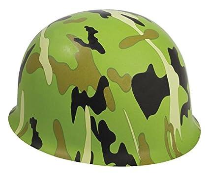 e74068c0838 Hat Army Helmet Child size Soldier Fancy Dress Accessory  Amazon.co.uk   Clothing
