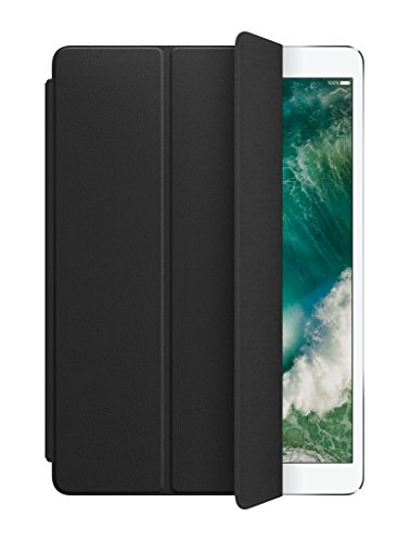 Apple Leather Smart Cover for 10.5'' iPad Pro - Black by Apple