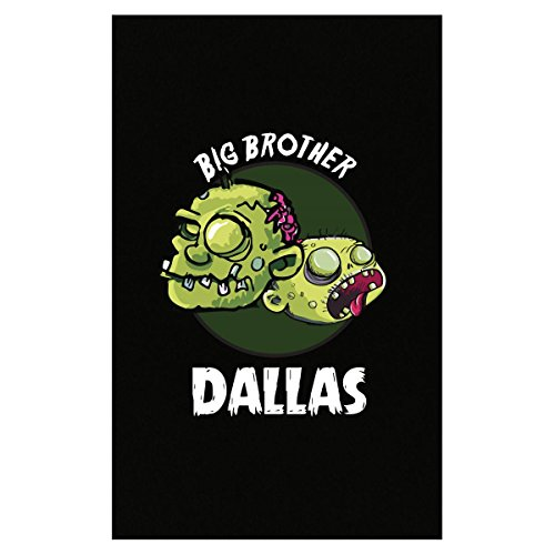 Prints Express Halloween Costume Dallas Big Brother Funny Boys Personalized Gift - Poster]()