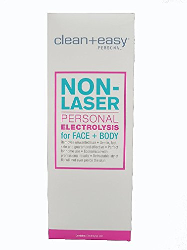 Clean + Easy Deluxe Electrolysis (For Coarse Hair) Review​​
