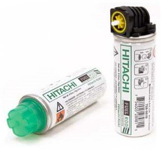 Hitachi 728981 Fuel Rod Cans for Hitachi NT65GA, NT65GB and NT65GS Power Tools, 4-Cans