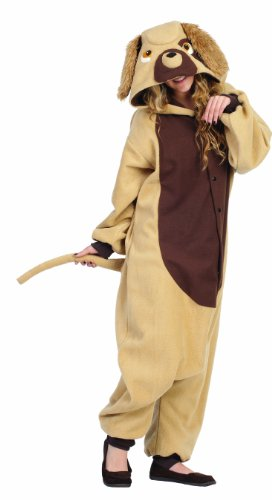 RG Costumes Men's Devin The Dog, Brown/Tan, One Size ()