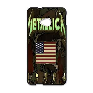 metallica 004 Phone Case for HTC One M8 By Pannell-Dor