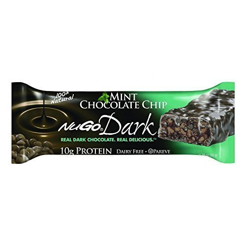 Nugo Nutrition Bar Bar Nugo Dark Mnt Cho Chp 1.76 Oz