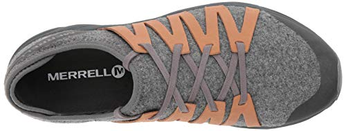 Merrell Women's Riveter Wool Sneaker Charcoal 8 M US by Merrell (Image #8)