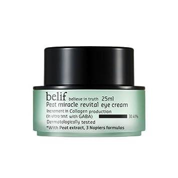belif Peat Miracle Revital Eye Cream
