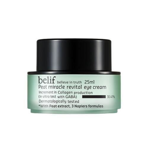 belif Peat Miracle Revital Eye Cream by belif Bibakart