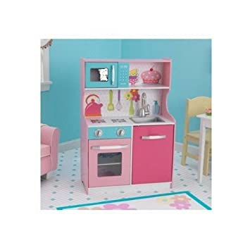 Amazon.com: Kidkraft Circo Wooden Pretend Play Kitchen: Toys & Games