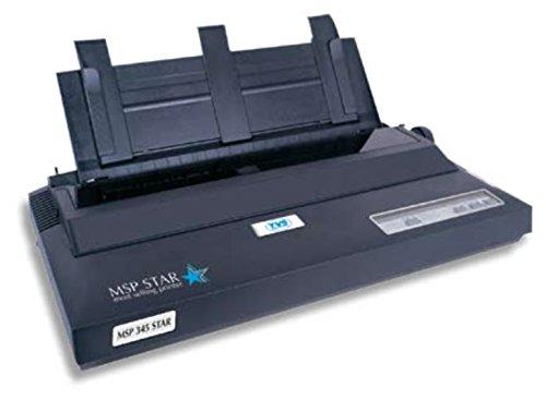Tvs MSP 345 Monochrome Dot Matrix Printer