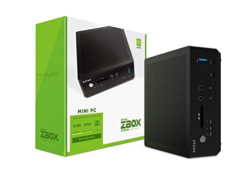 ZOTAC ZBOX MI662 Nano Mini PC 10th Gen Intel Core