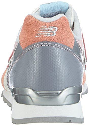 With amp; Raspberry Peach Arancione New NBWR996EA Pink Balance Sneaker XxOwqHwRv