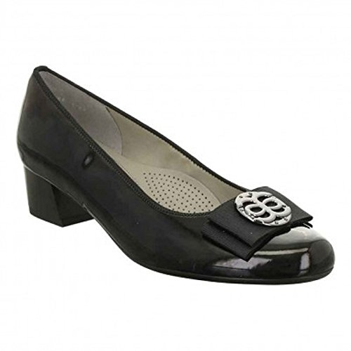 Ara Womens Nicolette Pump Black