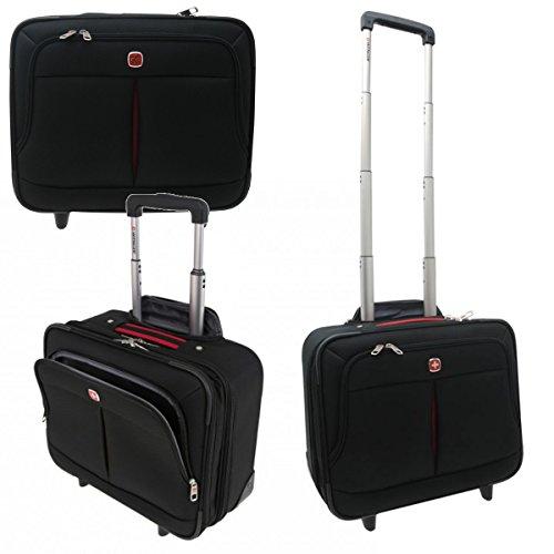 Wenger Business Trolley Laptop Tasche Koffer Reisetasche 37 x 43 x 21 cm