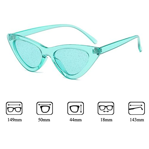 New Trendy Shiny Crystal Eye Lentes Cat C4 Street Stylish 400 Bright Unisex Sunglasses Style Uv Gafas Protección 1wFY5qx