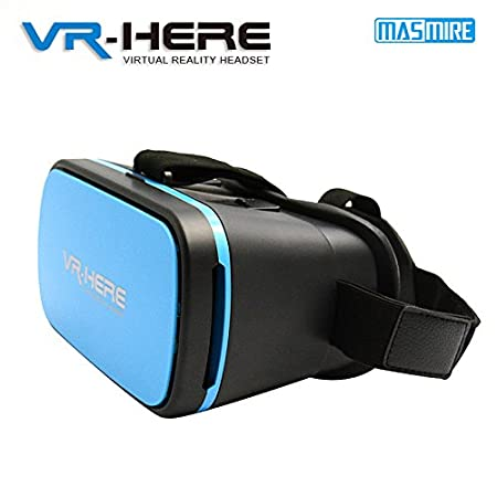 4aec59db1b43 VR Here 3D Virtual Reality Headset  Amazon.co.uk  Electronics