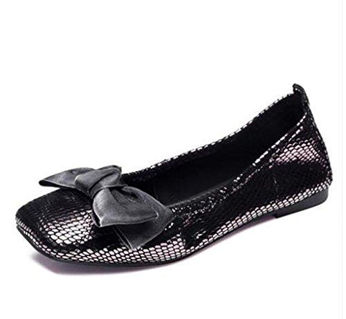 Zapatos de Mujer, Comodidad del Arco, Bombas, Zapatos de Mujer, Pisos Casuales C