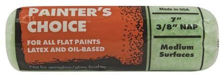 wooster-brush-r275-7-painters-choice-roller-cover-3-8-inch-nap-7-inch