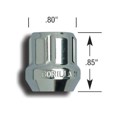 Gorilla Automotive 20032SD Lug Kit