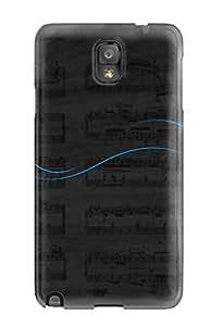 Christopher B. Kennedy's Shop New Tpu Hard Case Premium Galaxy Note 3 Skin Case Cover(piano) 4784295K37726588