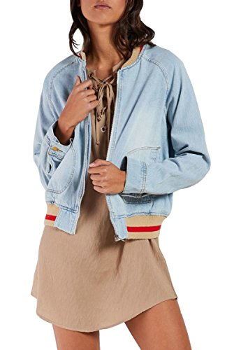 Denim Barn Jacket - 6