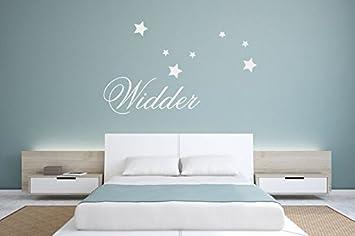 Wandtattoo-bilder® Wandsticker Sternzeichen Widder Nr 4 Horoskop ...