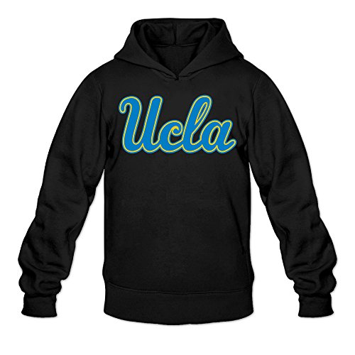 Custom Mascot Costumes California (CYANY University Of California Los Angeles UCLA Women's Custom Hoodies Sweater XLBlack)