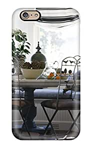 DebAA JtCpSAh6412aoLNs Case Cover Skin For Iphone 6 (window Bay Becomes Charming Breakfast Nook)