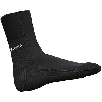 Picasso Supratex 3 mm neopreno calcetines, negro