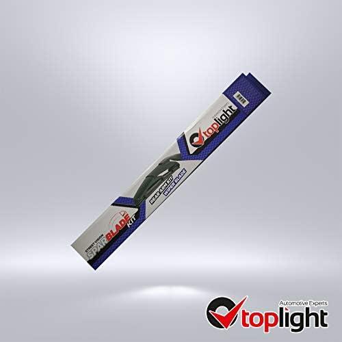 TopLight Kit Braccio e Spazzola Tergilunotto Note 305mm