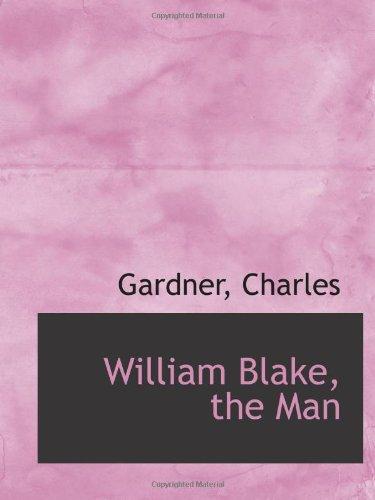 Download William Blake, the Man pdf