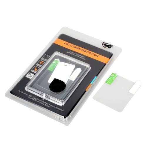 GGS Optical Glass Reuse Camera LCD Screen Protector for Cano