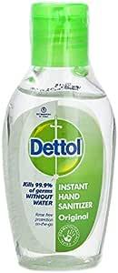 Dettol Instant Hand Sanitizer 50ml