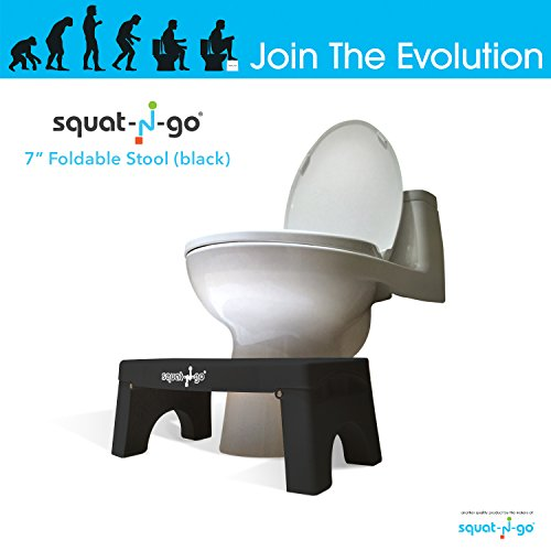 Squat N Go 7 Folding Squatting Stool The Only Foldable