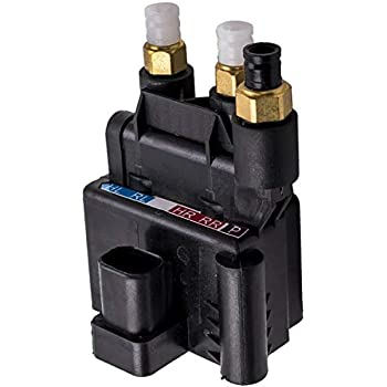 Amazon.com: Ensun A2513200158 Air Suspension Valve Control
