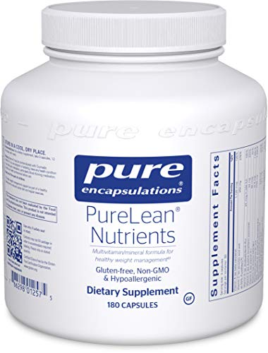 Cheap Pure Encapsulations – PureLean Nutrients – Hypoallergenic Supplement for Healthy Glucose metabolism and Weight Management** – 180 Capsules