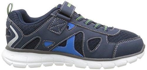 Skechers Vim Speed Thru - Zapatillas de deporte Niños Azul - Bleu (Marine)