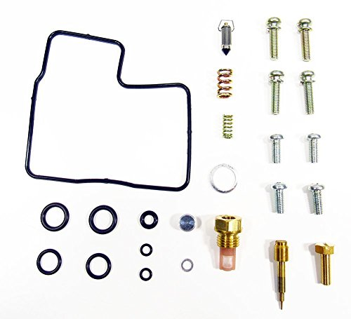 Outlaw Racing OR2725 Carburetor Carb Repair O-Ring Rebuild Kit - Fits Honda V45 Sabre 1982-1983/ V45 Magna 1982-1983 ()