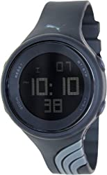 Puma Twist L Grey Black Digital Watch PU911091002