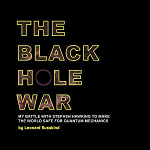 The Black Hole War Audiobook