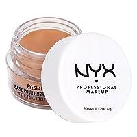 Base de sombra de ojos de maquillaje profesional NYX, tono de piel, 0.25 oz (el empaque puede variar)