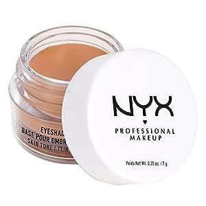 NYX PROFESSIONAL MAKEUP Eyeshadow Base Primer, Skin Tone