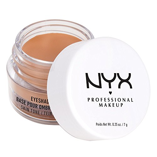 NYX Professional Makeup Eyeshadow Base, Skin Tone, 0.25 Oz (Packaging May Vary)