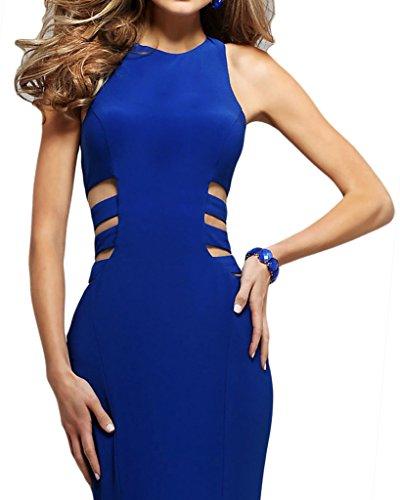 Missdressy - Vestido - para mujer azul 38