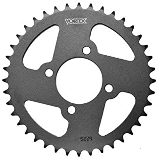 product image for Vortex 520 Steel Rear Sprocket 40 Tooth Black for Kawasaki KFX 400 2003-2006