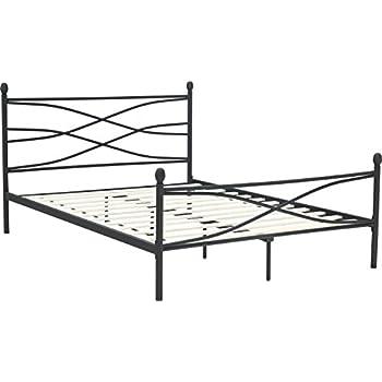 Amazon Com Boyd Sleep Renee Metal Platform Bed Frame